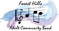 Forest Hills Adult Community Band logo